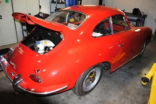 Classic Porsche Service  Classic Porsche Service And Repair Knoxville TN