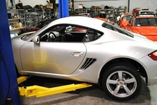 IMS Bearing Failure Porsche