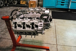 Porsche Engine Rebuild