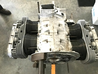 Porsche Air Cooled Classic Engine Rebuild
