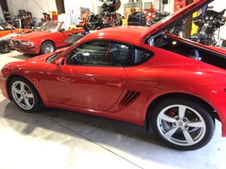Porsche Cayman IMS bearing and Engine rebuild  Porsche Cayman IMS bearing and Engine rebuild