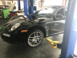 Porsche Oil Service and Inspection  Porsche Oil Service and Inspection Tennessee by Robert Berry's EuroHaus MotorSports