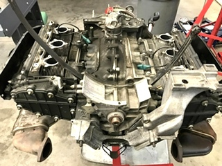 Porsche Engine Repair