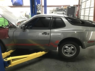 Classic Porsche Repair  Porsche 944 Service and Repair