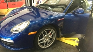 PORSCHE OIL SERVICE and MAINTENANCE Porsche Oil Service and Maintaninance Inspection