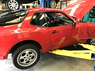 Porsche Alternator Replacement  Porsche Charging System and Battery Repair Porsche 944 Turbo (951)