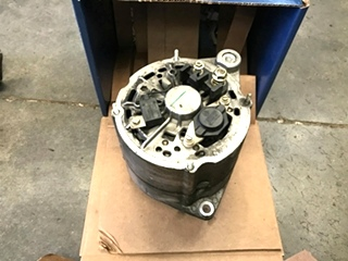 Porsche Alternator Replacement