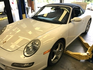 Porsche Repair  Porsche Cooling System Service and Repair by Robert Berry's EuroHaus MotorSports