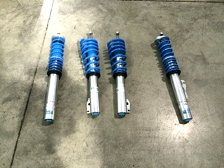 Porsche Suspension Upgrade