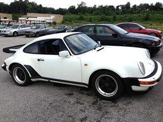 Porsche Repair Porsche 930 Turbo Repair