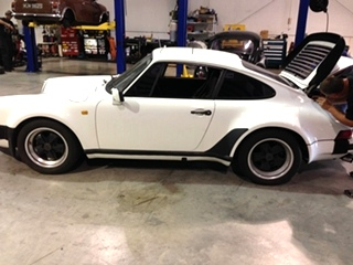 Porsche 930 Turbo Repair Porsche 930 Turbo Repair