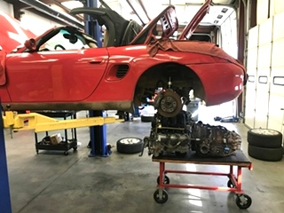 Porsche IMS Bearing Upgrade