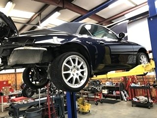 Porsche IMS Bearing Upgrade Porsche Repair and Maintenance Service