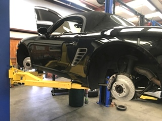 Porsche Brake Service  Porsche Brake Service. Porsche Brake Pads and Rotors