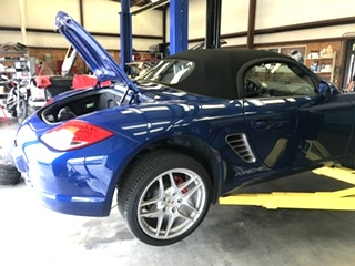 Porsche Boxster Repair Porsche Oil Service and Repair