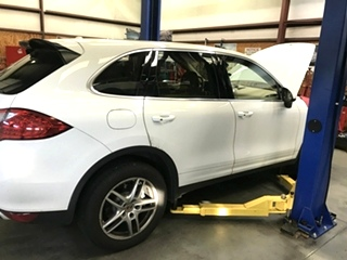 Porsche Cayenne Service and Repair Porsche Oil Service and Repair
