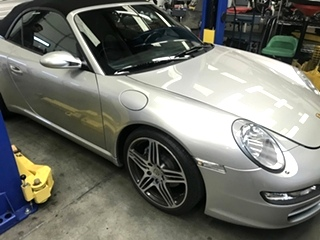 Porsche Service Knoxville Tn