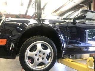 Porsche Repair Knoxville Tn