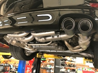 Porsche 991 SOUL Exhaust   Soul Performance Products Porsche