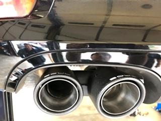 Porsche 991 SOUL Exhaust