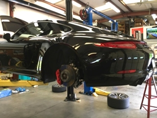 Porsche 991 C4S Bilstein Coilovers Porsche 991 C4S Bilstein Coilovers. Bilstein coilover upgrade for 2016 Porsche 911 Carrera 4S with corner balance and alignment.