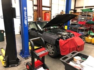 Porsche 944 Repair