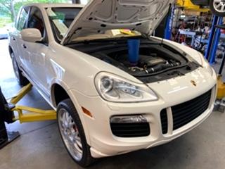 Porsche Repair Porsche Cayenne Maintenance Service