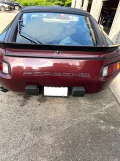 Porsche 928 Repair