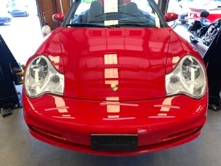 Porsche 996 Repair